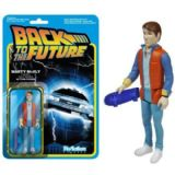 Back to the Future Funko ReAction Figures Marty McFly